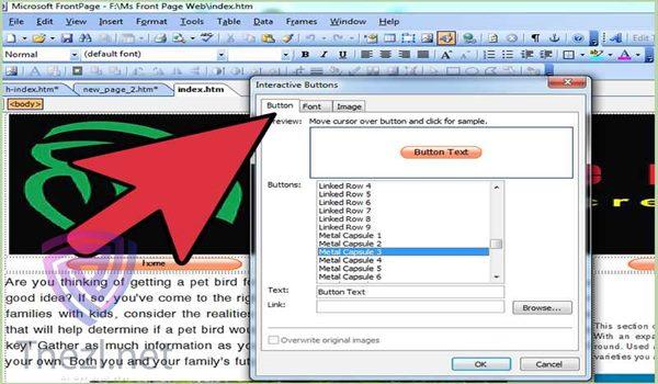 تحميل برنامج فرونت بيج 2003 عربي مجانا